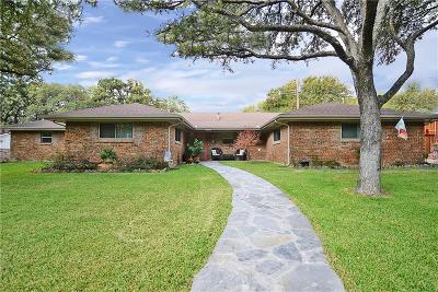 Euless Single Family Home For Sale: 1204 Driftwood Drive