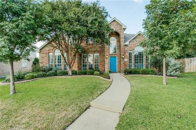 Frisco Single Family Home For Sale: 7112 Ledgestone Court