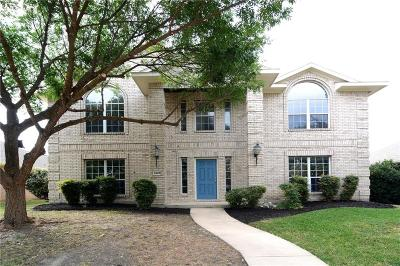 McKinney TX Single Family Home For Sale: $315,000