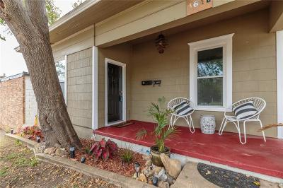 Fort Worth Multi Family Home For Sale: 3611 Lafayette Avenue #A