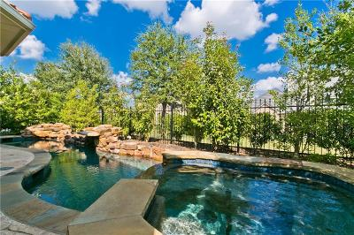 McKinney Single Family Home Active Option Contract: 5921 Heron Bay Lane