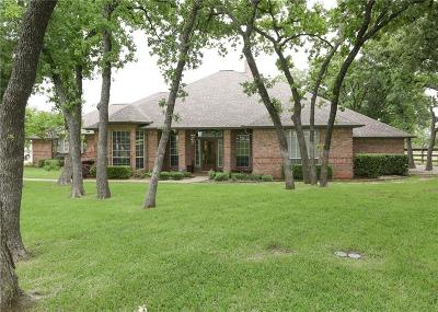 Flower Mound Single Family Home For Sale: 4800 Lusk Lane