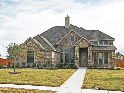 Waxahachie Single Family Home For Sale: 132 Diamond Lane
