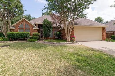 Flower Mound Single Family Home For Sale: 4616 Sandera Lane