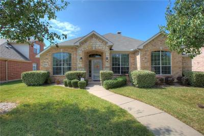 Rockwall Single Family Home Active Option Contract: 2051 Glencoe Drive