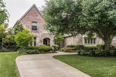 Dallas Single Family Home For Sale: 11134 Lawnhaven Road