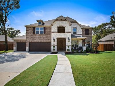 Mansfield Single Family Home For Sale: 601 Pine Island Circle