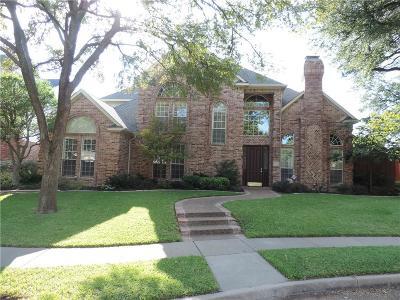 Plano Single Family Home For Sale: 1713 Glen Springs Drive
