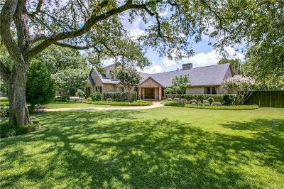 Dallas  Residential Lease For Lease: 5556 Falls Road
