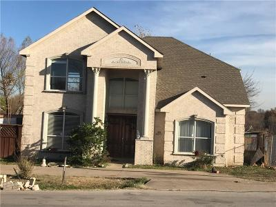 Rockwall Single Family Home For Sale: 459 Lakeside Drive