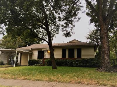 Dallas Single Family Home For Sale: 2225 Tisinger Avenue