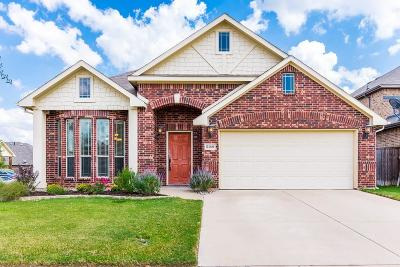 Dallas, Fort Worth Single Family Home For Sale: 8160 Black Sumac Drive