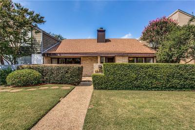 Dallas Townhouse For Sale: 10429 Shadow Bend Drive