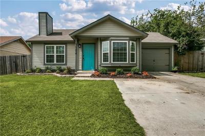 Arlington Single Family Home For Sale: 5504 Bainbridge Drive