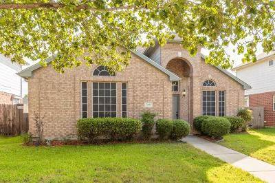 Fort Worth Single Family Home For Sale: 7804 Park Downs Drive