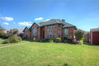 Rowlett Single Family Home For Sale: 8406 Meadowview Street