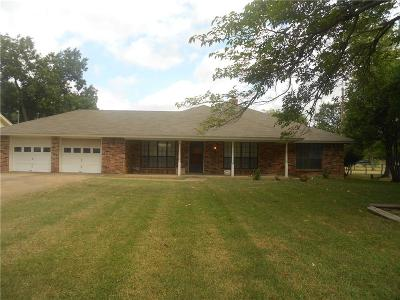Fort Worth Single Family Home For Sale: 6216 S Ridge Road