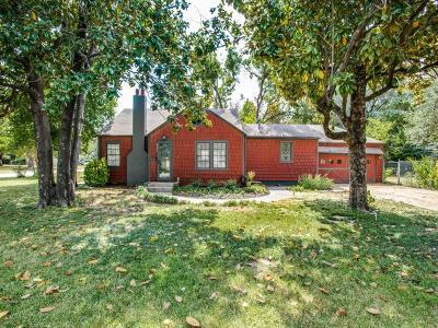 River Oaks Single Family Home For Sale: 4901 Barbara Road