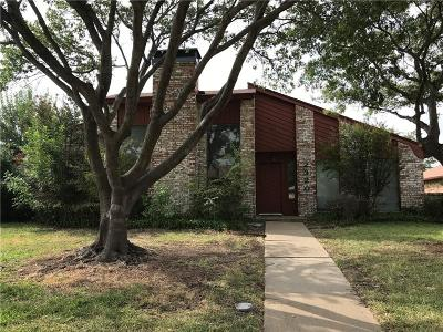 Dallas Single Family Home For Sale: 2320 Daybreak Drive