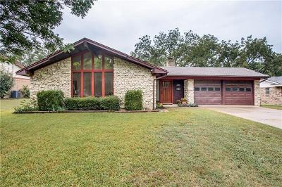 Fort Worth Single Family Home For Sale: 5670 Odessa Avenue