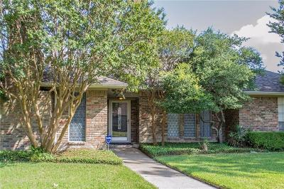 Richardson Single Family Home For Sale: 1213 Horizon Trail