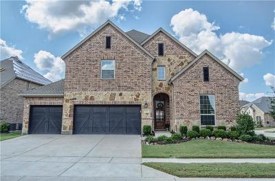 Celina Single Family Home For Sale: 1638 Post Oak Way