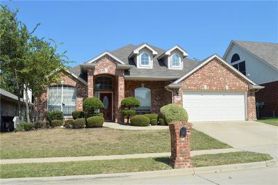 Arlington Single Family Home For Sale: 7915 Copper Canyon Drive