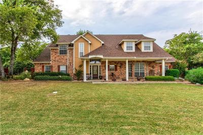 Coppell Single Family Home For Sale: 117 S Holly Street