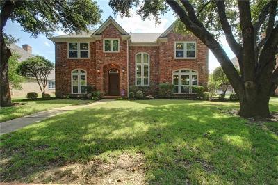 Dallas, Fort Worth Single Family Home For Sale: 6705 Savannah Lane