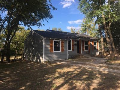 Dallas Single Family Home For Sale: 143 Annarose Drive