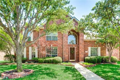 Coppell Single Family Home Active Contingent: 721 Westminster