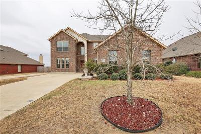 Glenn Heights Single Family Home For Sale: 1316 Turnbridge Drive