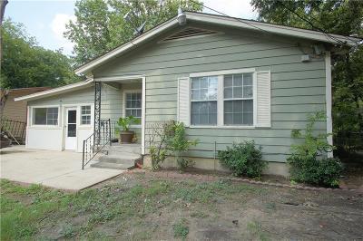 Dallas Single Family Home For Sale: 8903 Briley Road
