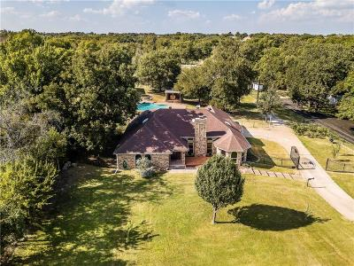 Dallas, Fort Worth Single Family Home For Sale: 7619 Hidden Place