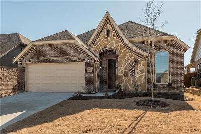McKinney Single Family Home For Sale: 3601 Delta Drive