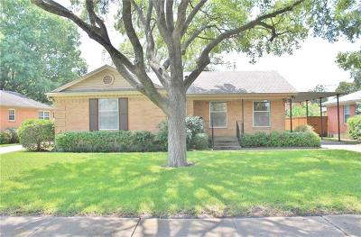 Dallas Single Family Home For Sale: 1918 Viewcrest Drive