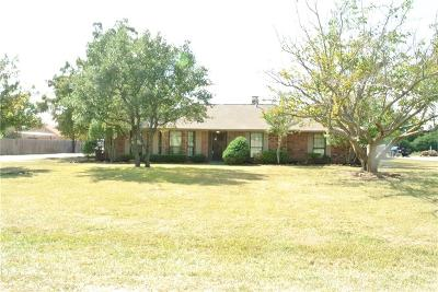 Waxahachie Single Family Home Active Option Contract: 7 Maree