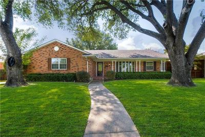 Dallas, Fort Worth Single Family Home For Sale: 4733 Creighton Drive