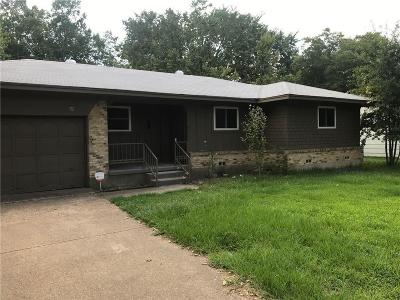 Terrell Single Family Home Active Option Contract: 112 Collins Drive