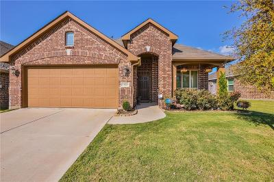 Little Elm Single Family Home For Sale: 1521 Zebra Finch Drive