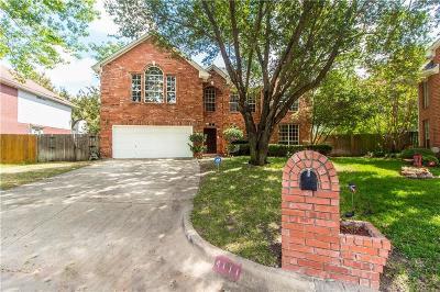 Arlington Single Family Home For Sale: 4111 Plumwood Drive