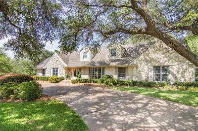 Single Family Home For Sale: 6817 Meadowcreek Drive