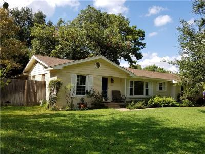 Arlington Single Family Home For Sale: 1308 Sherwood Drive