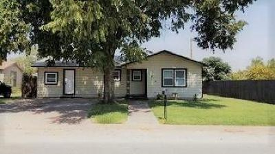 Abilene Single Family Home For Sale: 1918 Over Street