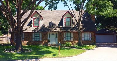 Single Family Home For Sale: 3927 Twin Creek Drive