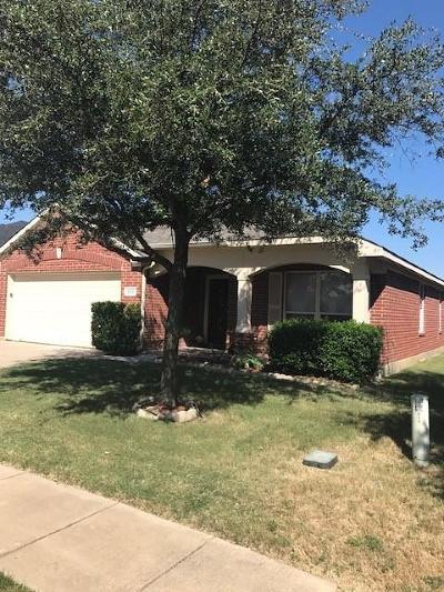 Arlington Single Family Home For Sale: 631 Tabasco Trail