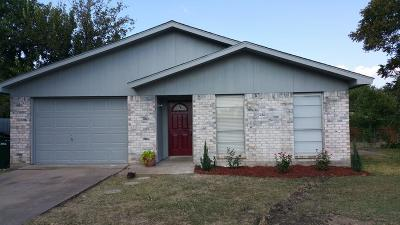 Plano Single Family Home For Sale: 1001 Platt Drive