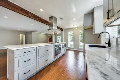 Dallas, Fort Worth Single Family Home For Sale: 4607 Ashbrook Road