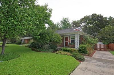 Dallas Single Family Home For Sale: 9830 Estacado Drive