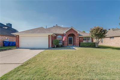 Rowlett Single Family Home For Sale: 7305 Beverly Drive
